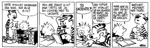 norsk tegneserie Ulsteinvik